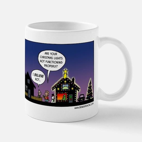 Christmas Jews & Non-Jews Mug Mugs
