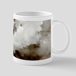 Furnas volcano Mug