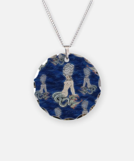 Little Rococo mermaid Necklace
