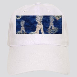 Little Rococo mermaid Cap