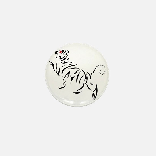 New Shotokan Tiger MSK Mini Button