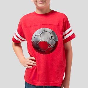 Poland Football Youth Football Shirt