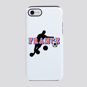 French Football Player iPhone 7 Tough Case