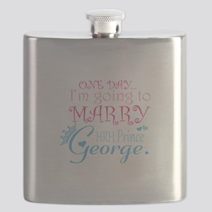 Marry Prince George Flask