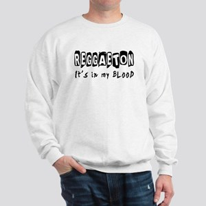 Reggaeton dance Designs Sweatshirt