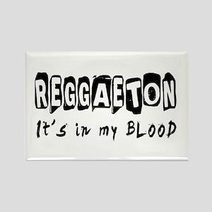 Reggaeton dance Designs Rectangle Magnet