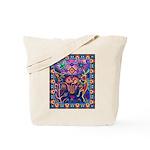 Huichol Dreamtime Tote Bag