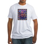 Huichol Dreamtime Fitted T-Shirt