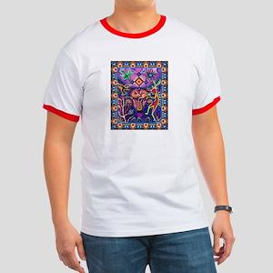 Huichol Dreamtime Ringer T