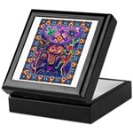 Huichol Dreamtime Keepsake Box