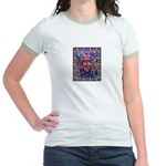 Huichol Dreamtime Jr. Ringer T-Shirt