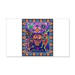 Huichol Dreamtime 20x12 Wall Decal