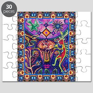 Huichol Dreamtime Puzzle