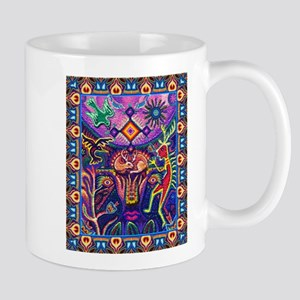 Huichol Dreamtime Mug