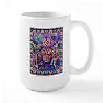 Huichol Dreamtime Large Mug