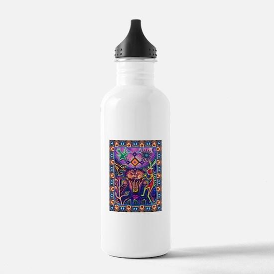 Huichol Dreamtime Water Bottle
