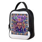 Huichol Dreamtime Neoprene Lunch Bag