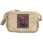 Huichol Dreamtime Messenger Bag