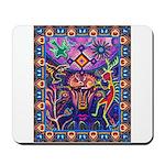 Huichol Dreamtime Mousepad