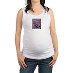 Huichol Dreamtime Maternity Tank Top