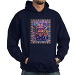 Huichol Dreamtime Hoodie (dark)