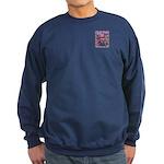 Huichol Dreamtime Sweatshirt (dark)