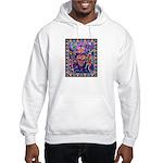 Huichol Dreamtime Hooded Sweatshirt