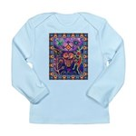 Huichol Dreamtime Long Sleeve Infant T-Shirt