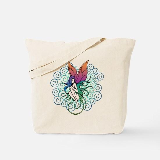 Tree Fairy Tote Bag