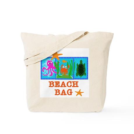 Underwater Adventure Beach Bag Tote Bag