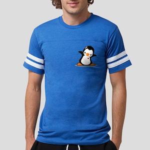 Hey Penguin! Mens Football Shirt