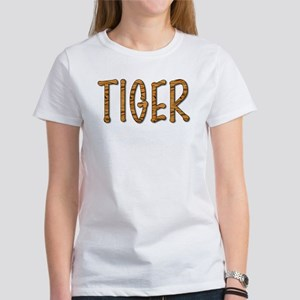 tiger word T-Shirt