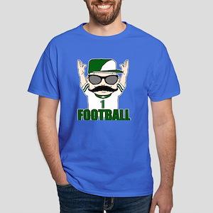 Football green Dark T-Shirt
