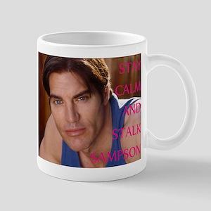 Stay Calm and Stalk Sampson #5 Mug