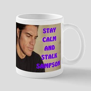 Stay Calm and Stalk Sampson #6 Mug