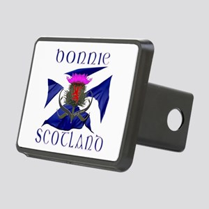 Bonnie Scotland flag design Rectangular Hitch Cove