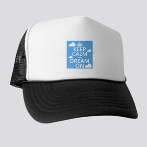Keep Calm and Dream On Hat