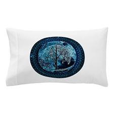 Tree of Life Midnight Sky Pillow Case