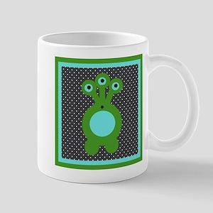 3 Eyed Alien Mug