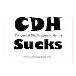 CDH Sucks Postcards (Package of 8)