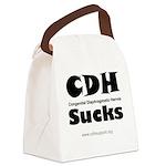 CDH Sucks Canvas Lunch Bag