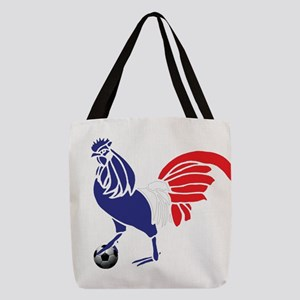 France Le Coq Polyester Tote Bag