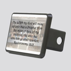 Deuteronomy 18:15 Hitch Cover