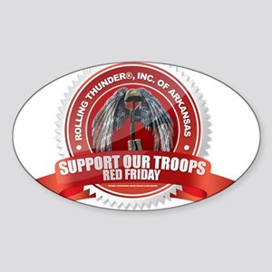 Red Friday Sticker