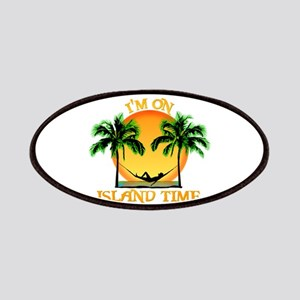 Island Time Patches