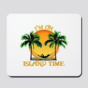Island Time Mousepad