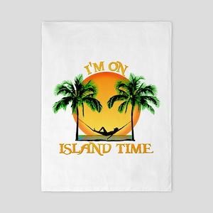Island Time Twin Duvet