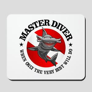 Master Diver (Hammerhead) Mousepad