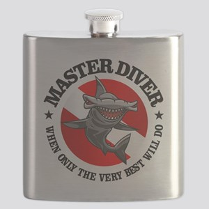 Master Diver (Hammerhead) Flask