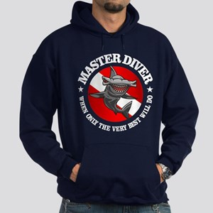 Master Diver (Hammerhead) Hoodie